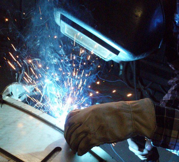 certified welders