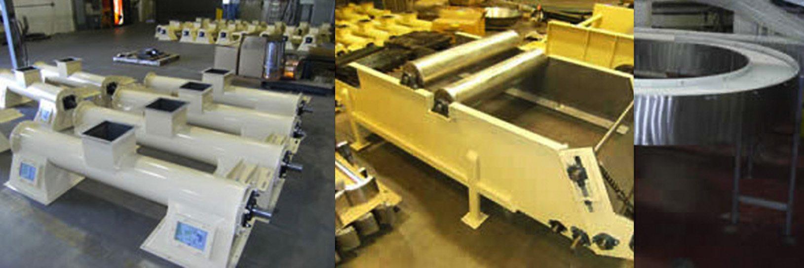 Custom Conveyor Systems Richards Sheet Metal Ogden Utah